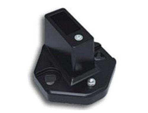 Pie de Barandilla Aluminio inyectado para tubo 40×20 – Ref. 0657-INY