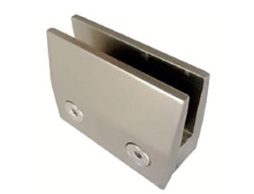 Pinza de Vidrio en Aluminio Extruido – Ref. 0672