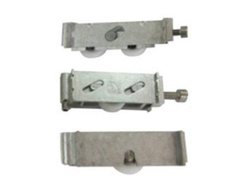 Ruedas Aluminio Extruido – Ref. AL
