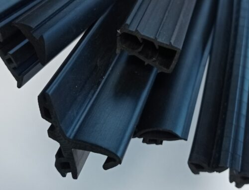 Acofal start manufacturing EPDM rubber profiles